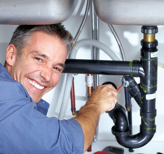 Residential plumbing service by qualified and experienced local plumbers.