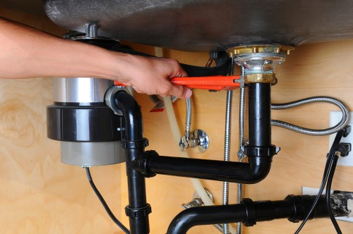 Top-rated local plumbers available today for garbage disposal repair in Irvine, CA.
